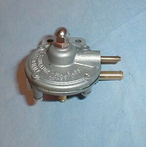 Maserati Biturbo Fuel Pressure Regulator New Carburetor Carb 319220124