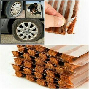 Car Tire Repair Gum Glue Kit Cement Tool Motorcycle Bike Scooter Tyre Emergency
