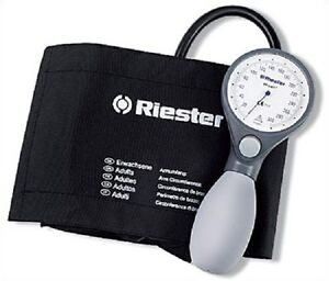 Riester Lf1512 One hand Blood Pressure Sphygmomanometer