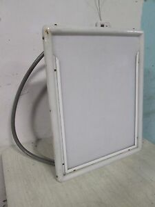 everbrite Commercial Heavy Duty Lighted Out door Wall side Mount Menu Board
