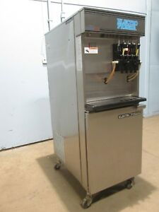 electro Freeze 10cmt 137 H d Commercial 4 Flavors Shake Freezer Water Cooled