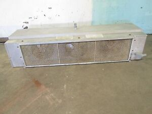 snyder General Hd Commercial Walk in Cooler 3 Fans low Profile Evaporator