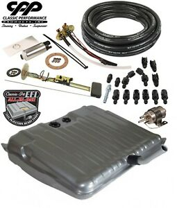 1964 Pontiac Lemans Gto Ls Efi Fuel Injection Gas Tank Fi Conversion Kit 90 Ohm