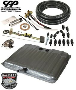 64 66 Buick Skylark Gs Ls Efi Fuel Injection Gas Tank Fi Conversion Kit 30 Ohm