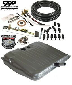 64 67 Olds Cutlass 442 Ls Efi Fuel Injection Gas Tank Fi Conversion Kit 90 Ohm