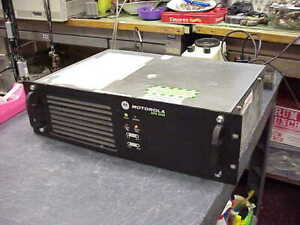 Motorola Xpr8400 Uhf 450 512 Mhz 48w Trbo Repeater Tested Calibrated
