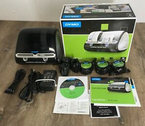 Dymo Labelwriter 450 Twin Turbo Label Thermal Printer Complete Works Perfectly