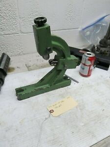 Nardini 14 Lathe Follow Rest