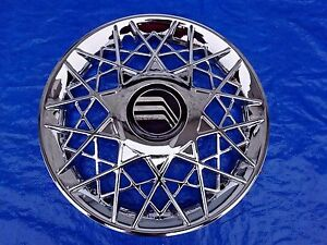 1998 2002 Mercury Grand Marquis New A F 16 Wheel Cover Hubcap