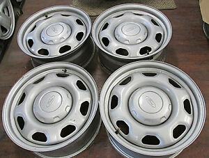 Ford Expedition F150 Lincoln Navigator 17 Factory Oem 6 Lug Wheels Rims 3857