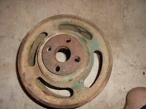 Oliver 77 Gas Tractor Belt Pulley