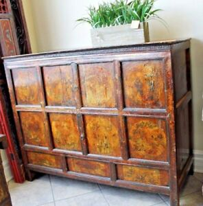 Chinese Old Chest