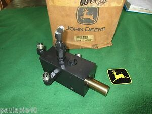 New Oem John Deere Self Propelled Sprayer Brake Valve An207381 4920
