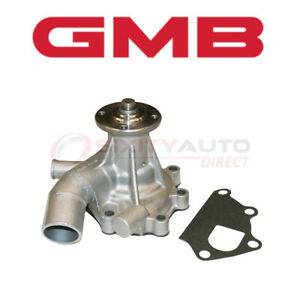 Gmb Water Pump For 1975 1978 Toyota Land Cruiser 4 2l L6 Engine Cooling Ws