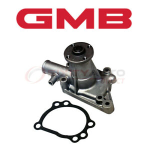 Gmb Water Pump For 1960 1966 Austin Mini 0 8l L4 Engine Cooling Sending Bn