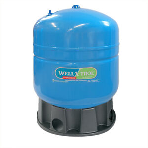 Amtrol Well x trol Wx 205d 34 Gallon Water Pressure Tank With Durabase Composi