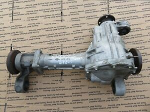 2005 Infiniti Qx56 4x4 Front Differential Assembly 3 357 Gear Ratio 112k Mil Oem