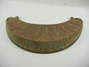 Antique Cook Stove Radi 4 Hearth Cast Iron Cover G1062e