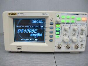 Rigol Ds1102e Digital Oscilloscope 100mhz