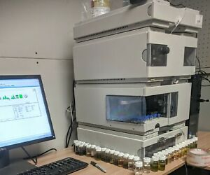 Hemp Test Agilent Hplc For Thc Cbd In 5 Minutes Delivery Setup Available