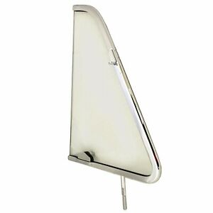 1951 1954 Chevy Pickup Truck Vent Window Right Side Clear Glass Dynacorn
