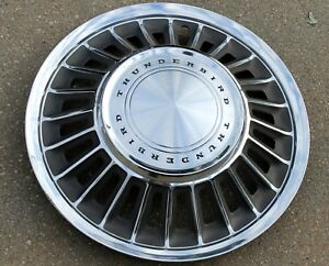 1967 1968 Ford Thunderbird 15 Wheel Cover Hubcap C8sz 1130 67 68 T bird