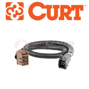 Curt Trailer Brake Control Adapter Harness For 2000 2002 Chevrolet Tahoe Ms