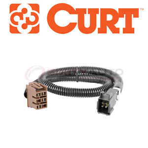 Curt Trailer Brake Control Adapter Harness For 2005 2015 Chevrolet Tahoe Xy