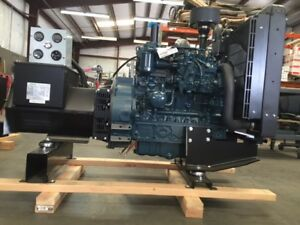 New 40kw Mobile Generator Perfect For Spray Foam Rigs Ready To Ship Now