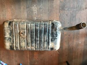 1946 1947 1948 Plymouth Gas Tank Fuel Original 42 46 47 48