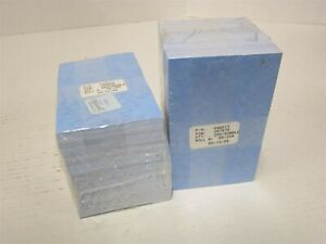 500 Blue 3m Rf Theft detection Checkpoint Detuning Library Cards 546017