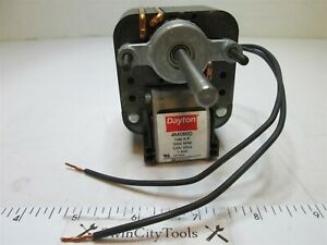 Non standard Open Air over Hvac r C frame Motor 1 40 Hp 1 Speed 1 Phase New