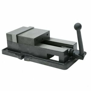 6 Accu Lock Vise Precision Milling Drilling Machine Bench Clamp Clamping Vice