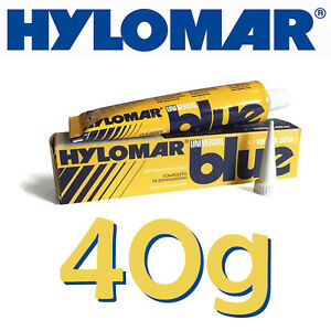 Hylomar Blue Universal Joint Gasket Flexible Non Setting Sealant Compound 40g