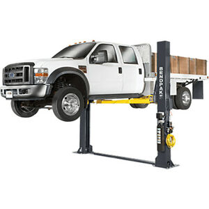 Bendpak 5175405 Two post Vehicle Lift 12k Lbs Clear Floor