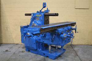Kearney Trecker Model 5 Horizontal Mill Yoder 12616