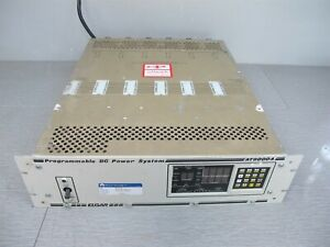 Elgar At8000a Programmable Dc Power System Electronic Load