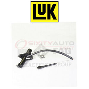 Luk Clutch Master Cylinder For 1988 1990 Ford Bronco Ii 2 9l V6 Th