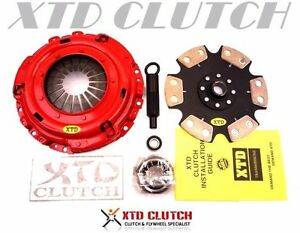 Xtd Stage 4 Clutch Kit Acura 90 91 Integra B16a1 1700 Series