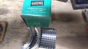 Hardinge S 22 2 Round Collet Pad Set Serrated 2 00