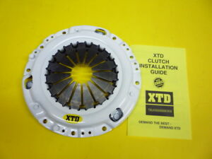 Xtd Xtreme Stage 4 Clutch Pressure Plate Cover Eclipse Talon 2300lbs