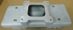 Weiand 1933 Chevy Bb Tunnel Ram Intake Top Single 4150 Flange