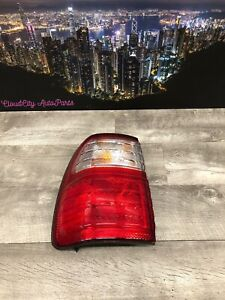 1998 2002 Lexus Lx470 Left Driver Outer Taillight Lamp Oem