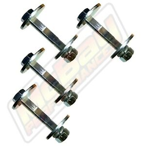 1987 2005 Chevy Gmc Truck Or Van Caster Camber Alignment Cam Bolt Kit 41 8250