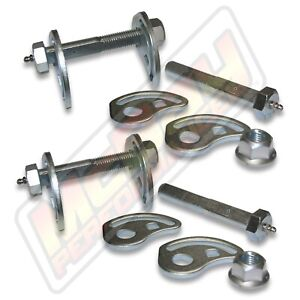 Alignment Camber Caster Cam Bolt Kit Greaseable Tahoe Silverado Sierra 41 8262