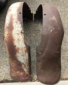 Original 1932 Ford Sedan Phaeton Rear Fenders