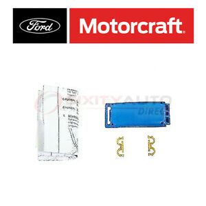 Motorcraft Tire Pressure Monitoring System Sensor For 2008 2010 Ford Jl