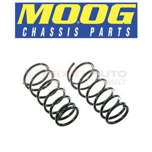 Moog Coil Spring Set For 2002 2003 Mazda Protege5 2 0l L4 Suspension Yu
