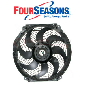 Four Seasons Electric Cooling Fan Kit For 2001 2004 Chevrolet Cavalier 2 2l Gh