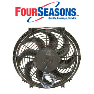 Four Seasons Electric Cooling Fan Kit For 2001 2004 Chevrolet Cavalier 2 2l Iv